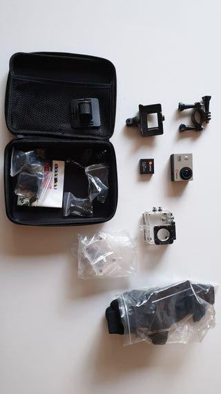 se vende cámara deportiva HD