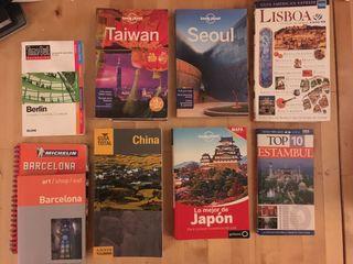 Pack guías de viaje