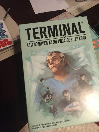 Juego de mesa Terminal