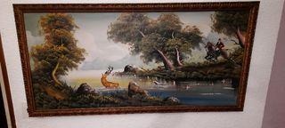 cuadro antigo