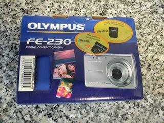 camara de fotos Olympus 230