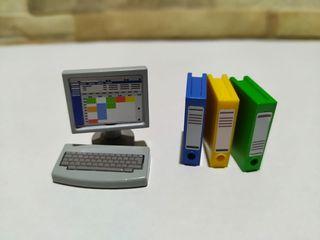 Kit oficina Playmobil