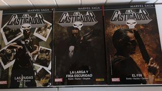 El Castigador de Garth Ennis Marvel Saga