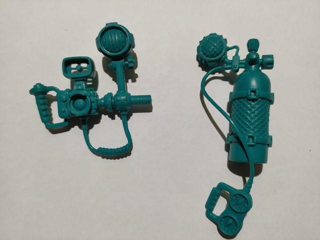Kit buceo Playmobil