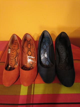 Zapatos nuevos Cada par 10€