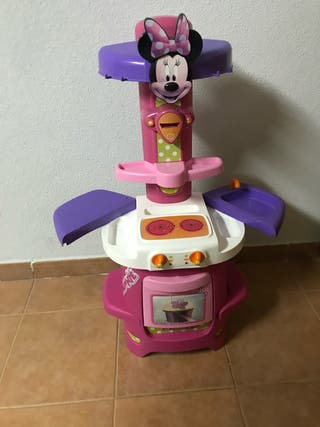 Cocinita de Minie juguete