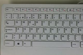 Teclado Lenovo SK-8821 Blanco USB