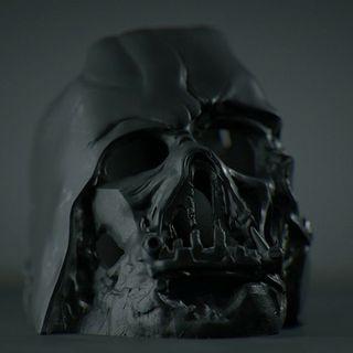 Darth Vader en Resina 3D