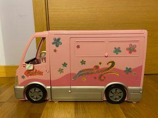 Autocaravana de la Barbie