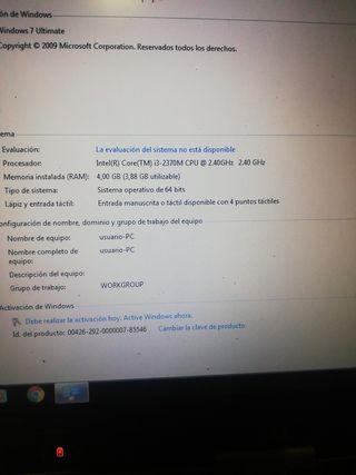"Dell Latitude XT3.... 'con tara""."
