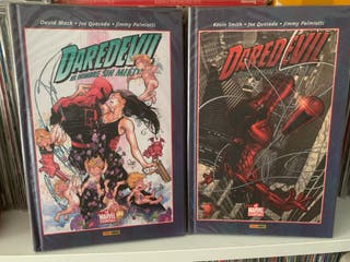 Marvel Knights daredevil 1 y 2. Best of marvel