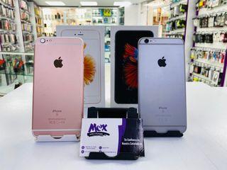 iPhone 6S plus 64GB libre semi nuevo garantía