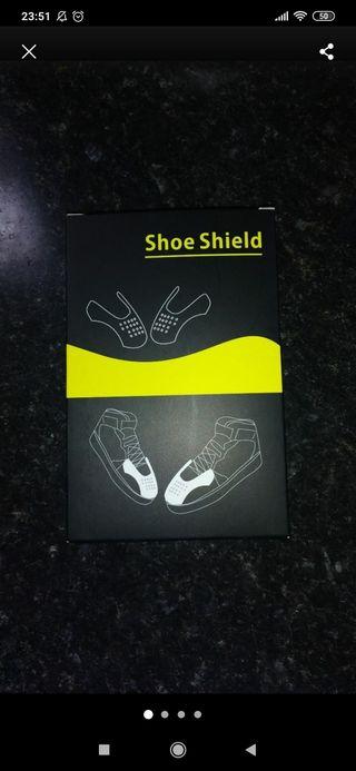 ANTI Crease shoe shield protector