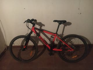 Bicicleta MTB ROCKRIDER 500