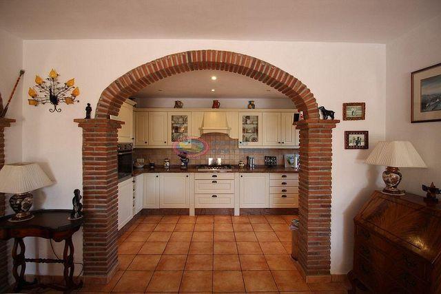 Villa en venta en Comares (Comares, Málaga)