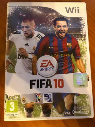FIFA 2010 wii
