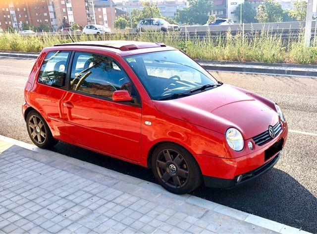 VW Volkswgen Lupo 2004