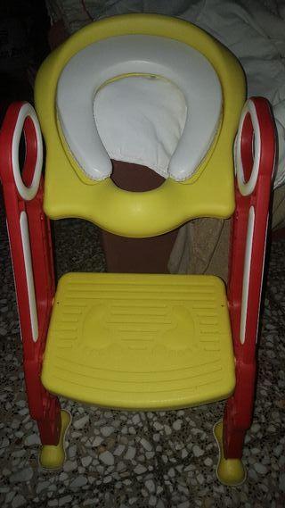 Tapa reductora wc niños