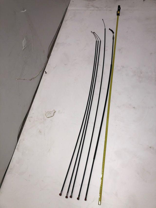 Cables embrague, freno Montesa cota, Enduro equi