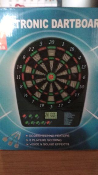 Mini díana electrónica 27*21 cm