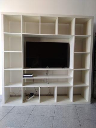 Mueble TV Ikea Expedit