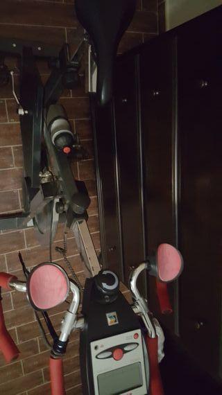 Bicicleta estatica indoor kettler