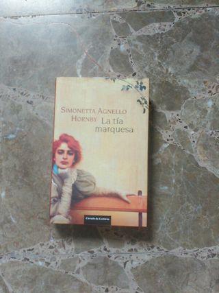 la tía marquesa, novela