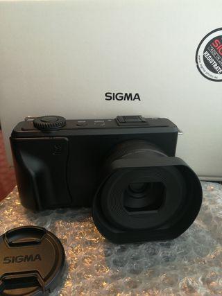 Sigma DP2 Merrill de 15 Megapixels FoveonX3