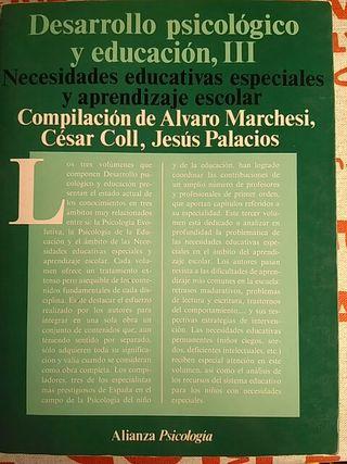 Desarrollo psicologico y educación, III