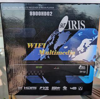 DECO SAT IRIS 9900HD02