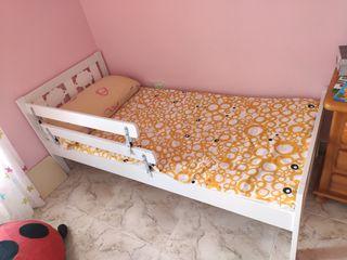 camita cama Ikea 70 x 160