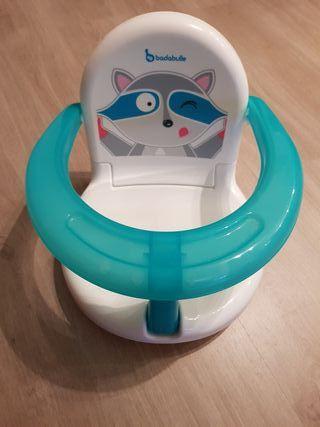 Sillita bañera bebé