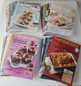 Thermomix revistas 2€ cada una