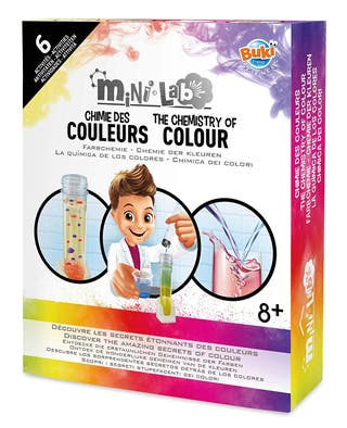 Juego de quimica para niños