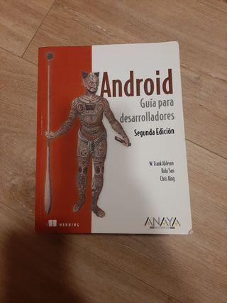 Libro Android Guia para desarrolladores