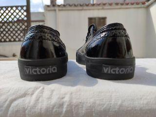 Zapatos negros de Victoria