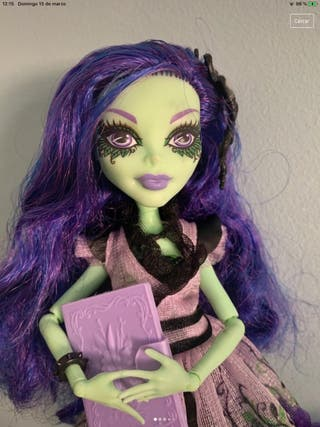 Monster High Amanita Nightshade Monster High