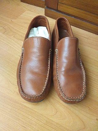 mocasines/zapatos chico