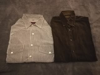 2 Camisas talla M