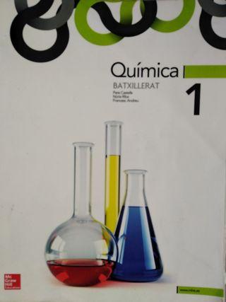 Química 1r de batxillerat