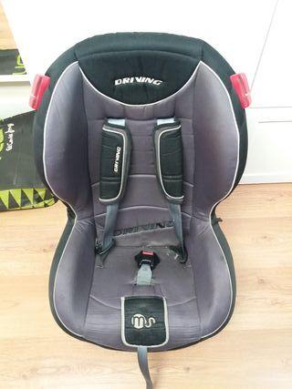 silla de coche niño