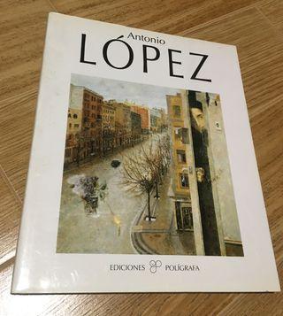 Antonio López. Ediciones poligrafa 1996
