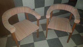 2 sillones de dormitorio