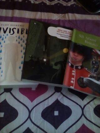 libros de texto nuevos