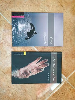 Libros inglés para primaria y secundaria