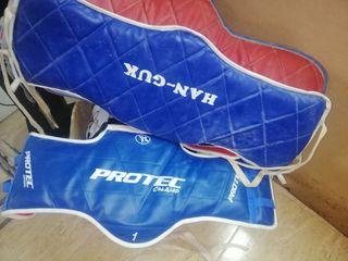 protecciones boxeo muay thai