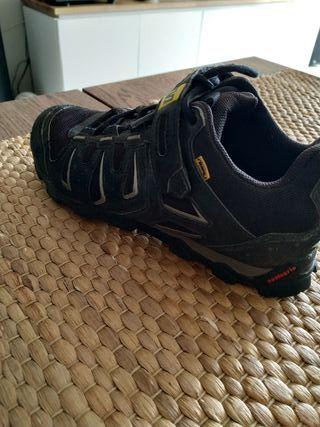Mavic zapatillas bicicleta montaña talla 42