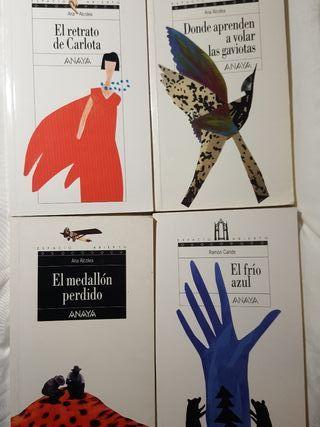Pack libros ANAYA infantiles