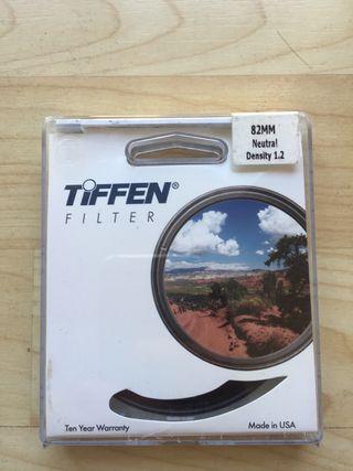 Filtro Tiffen 82mm neutral density 1.2