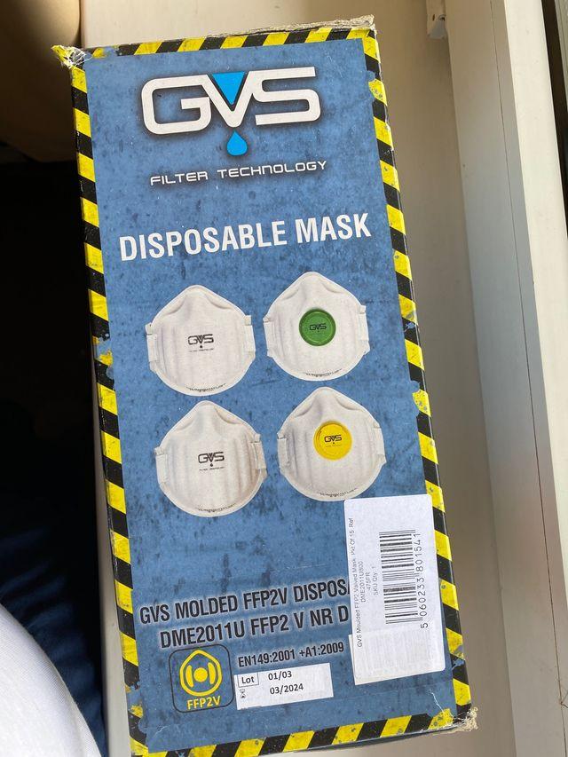 Moulded mask